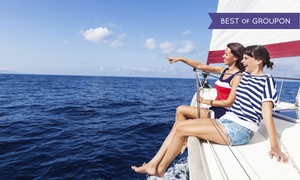 Gone Sailing Adventures: Three-Hour Sailing Experience or Learn to Sail in a Day Experience from Gone Sailing Adventures (Up to 51% Off)
