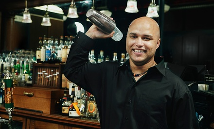 $129 for 1-on-1 Bartender Training and Full Certification at Minnesota School of Bartending ($595 Value)