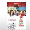 The Road to Christmas and Recipe for a Perfect Christmas on DVD