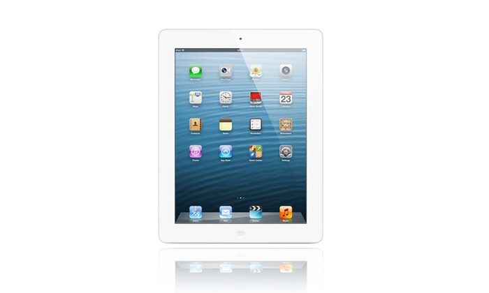 Net Service: iPad WiFi + 4G bianco a 399 € invece di 489. Spedizione gratuita!