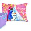 Disney Frozen Storage Bin and Jumbo Pillow