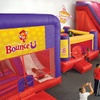 Up to 42% Off Playtime or Spring Camp at Bounce U