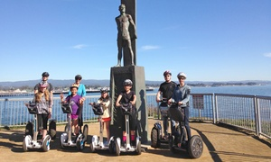 Segway Santa Cruz Tours: $45 for a 90-Minute Segway Tour of Lighthouse and Tide Pools from Segway Santa Cruz Tours ($69 Value)