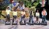 Segway Napa - Cental Napa: $75 for a Segway Tour of Historic Napa for Two from Segway Napa ($150 Value)