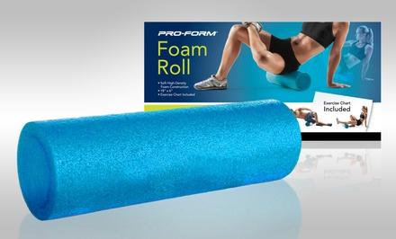 Proform Foam Roller