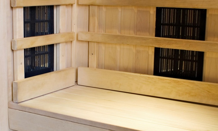 121 Bliss - Milford: Two Infrared Sauna Sessions at 121 Bliss - The Clinic (56% Off)