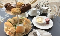 Afternoon Tea for Two or Four at Johannes Sandwich Bar and Tea Room (Up to 47% Off)
