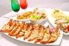 Prawn and Calamari Platter