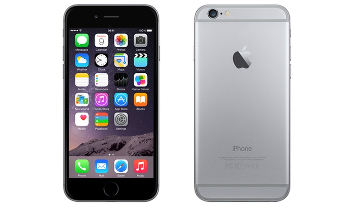 16GB iPhone 6, Contract (£35.5pm)