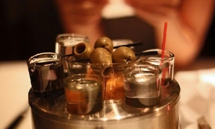 Russia House Restaurant and Lounge - Kalorama: Bottle Service for Up to 6 or 12 at Russia House (50% Off)