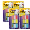3M Post-it Filing Tabs Office Set (144-Count)