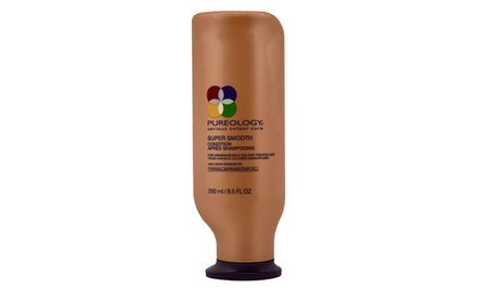 groupon daily deal - Pureology Super Smooth Conditioner; 8.5 Fl. Oz.