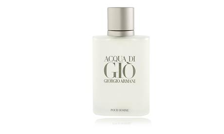 Eau de Toilette Armani Acqua di Giò Pour Homme. Vari formati disponibili
