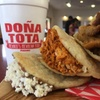 Up to 38% Off Mexican Food and Drinks at Doña Tota Gorditas