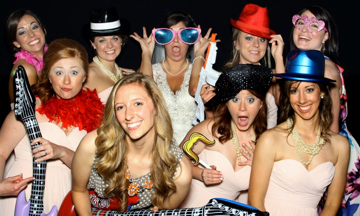 Pappy's Photo Booth - Nashville: Two- or Three-Hour Rental with Prints from Pappy's Photo Booth (Up to 60% Off)
