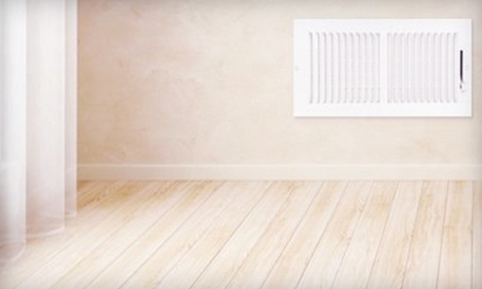 Sears Home Services - Sioux Falls: Carpet Cleaning or Air-Duct and Dryer-Vent Cleaning from Sears Home Services (Up to 51% Off). Three Options Available.