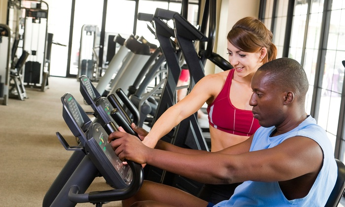 Quest Fitness Studio - Quest Fitness Studio: $99 for Five 60-Minute Personal-Training Sessions at Quest Fitness Studio ($275 Value)