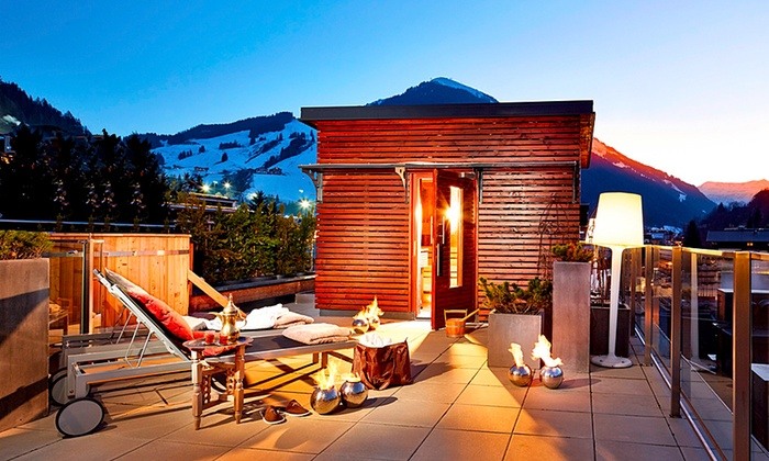 Luxuri ses wintervergn gen mit spa in den sterreichischen for Designhotels in den alpen