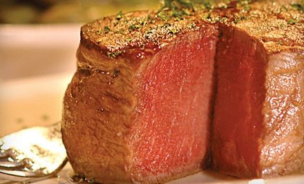 $50 Groupon - Mark's Prime Steakhouse & Seafood in Gainesville