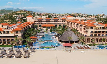 5-Night All-Inclusive Mexico Vacation with Airfare. Price/Person Based on Double Occupancy. Includes Taxes & Fees.