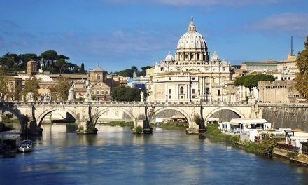 ✈ Rome: Up to 4 Nights at 5* Grand Hotel Ritz with Breakfast and Return Flights*
