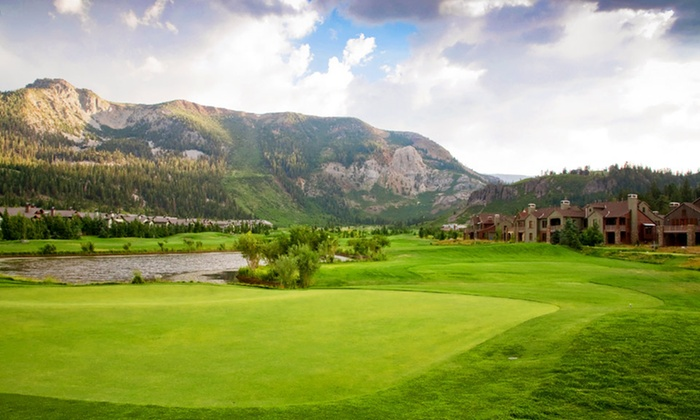 Snowcreek Resort - Mammoth Lakes, CA: Stay at Snowcreek Resort in Mammoth Lakes, CA