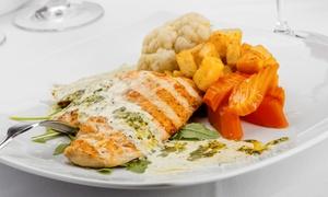 Restauracja Victoria na Statku Sobieski: Romantyczna kolacja dla 2 osób w Restauracji Victoria na Statku Sobieski (99,99 zł) z rejsem katamaranem (od 129,99 zł)