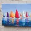 Large Outdoor Canvas Artwork