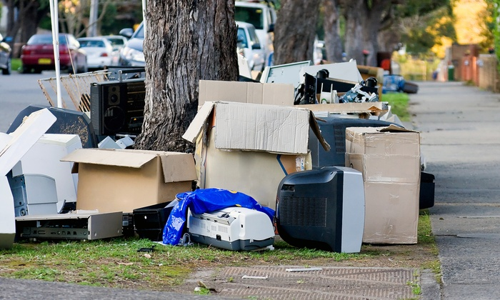 AA Junk Removal - North Jersey: Removal of Two Appliances or Full Truck of Junk Removal from AA Junk Removal (Up to 50% Off)