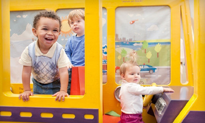 Stepping Stones Museum for Children - Central Norwalk: 2, 4, or 10 Visits to Stepping Stones Museum for Children (Up to 52% Off)
