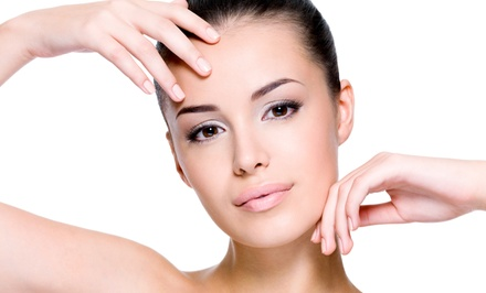 One or Three Facial Skin Tightening Sessions at Go Figure Body Sculpting (Up to 80% Off)