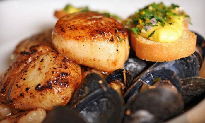 Havana Nights Dining and Jazz - Northwest Virginia Beach: Caribbean Dinner for Two or Four Friday–Saturday or Sunday–Thursday at Havana Nights Dining and Jazz (Up to 54% Off)