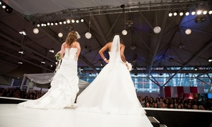 Canada's Bridal Show: One-Day Admission for Two or Four to Canada's Bridal Show on January 8–10, 2016 (50% Off)