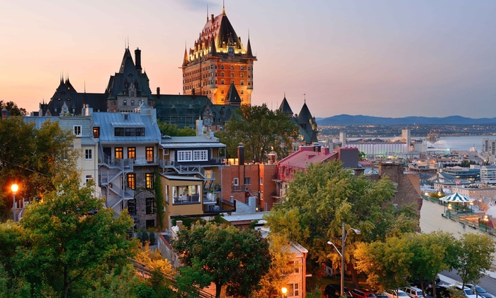 Charming Hotel Outside Quebec City