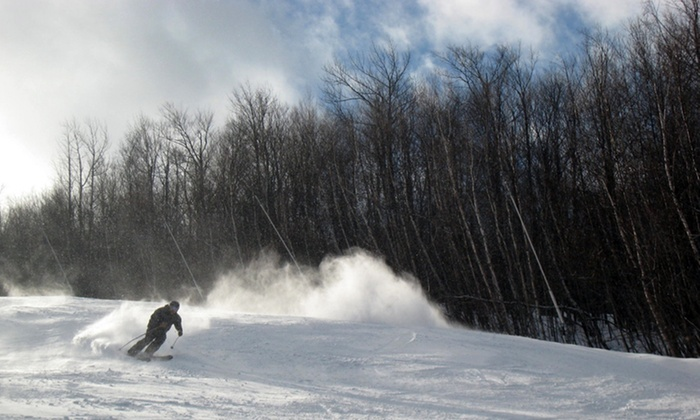 Mt. Abram Ski Resort - Greenwood, ME: $59 for Skiing for Two Adults at Mt. Abram ($98 Value)