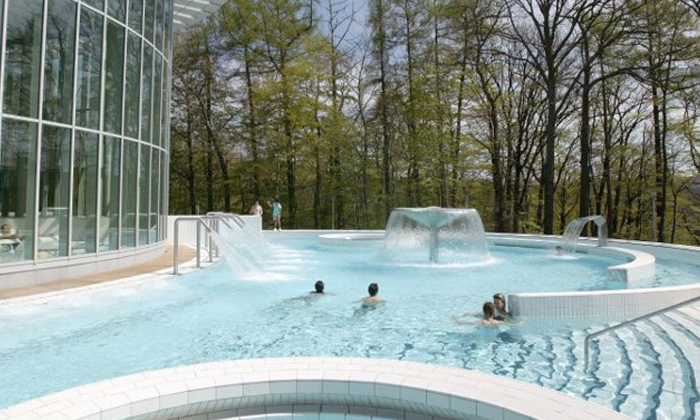 Les thermes de spa be spa li ge groupon for Thermes spa