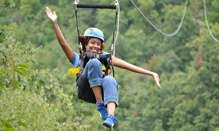 Horseshoe Resort - Slopeside Adventures at Horseshoe Resort: Summer Adventure Passes to Horseshoe Resort (Up to 43% Off). Two Options Available.