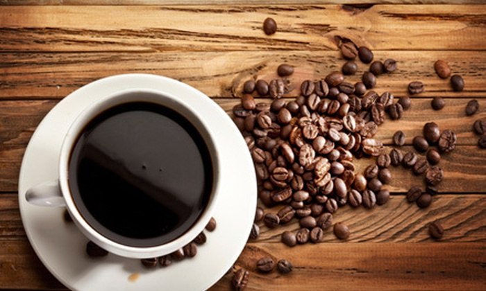 Demolition Coffee - Pocahontas: 10 Coffees or $7 for $15 Worth of Cafe Fare at Demolition Coffee