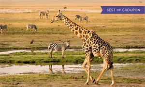 Zootastic Park: $399 for a One-Hour Giraffe Safari Encounter for Up to Six at Zootastic Park ($800 Value)