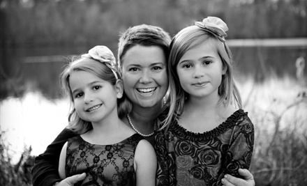 Photography Package with 5 Digital Prints - Tania Stafford Photography in