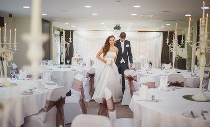 image for Wedding Package for Up to 50 Day and 70 Evening Guests at Mercure Milton Keynes Abbey Hill (43% Off)