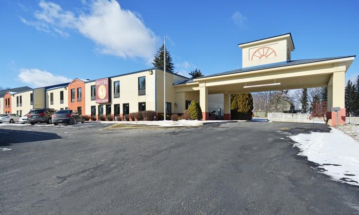 Convenient Hotel in the Poconos