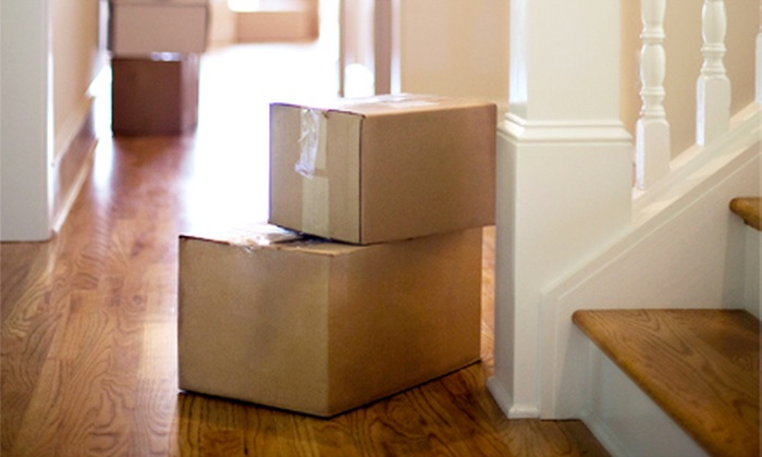 Jay's Load/Unload Service - Stone Mountain: Three or Four Hours of Labor or Four Hours of Packing from Jay's Load/Unload Service (Up to 73% Off)