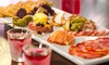 Up to 35% Off Dinners and More at Red Square Euro Bistro