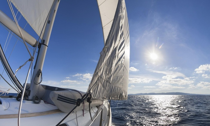 Cast Off Sailing, Inc - Harborview: $156 for $300 Worth of Sailing — Cast Off Sailing