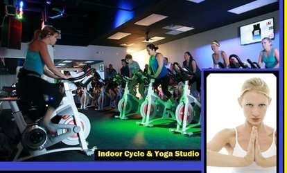 Up to 53% Off Cycle, Yoga, <strong>Pilates</strong> & Zumba at Changing Gears, Inc