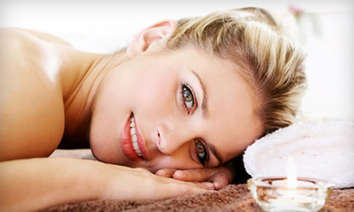Experience Unik - St-Albert: 60-Minute Massage with Option for Mani-Pedi at Experience Unik (Up to 56% Off)