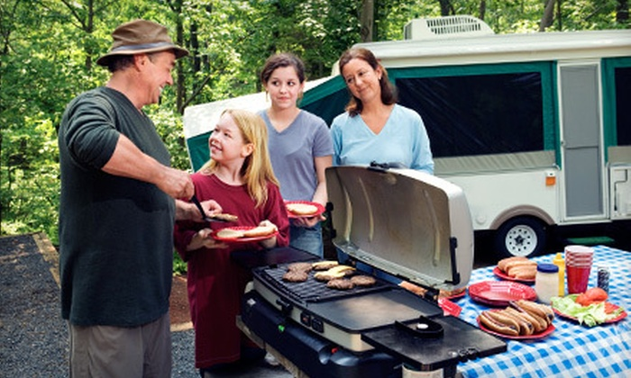 Woodchip Campground - Woodchip Campground: Two- or Seven-Night Stay on a Standard Site at Woodchip Campground (Up to 52% Off)