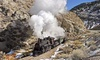 Up to 35% Off Steam-Engine Train Tour
