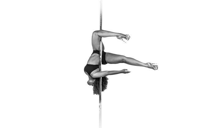 Pole Felony Fitness - Miami Industrial District: Up to 61% Off Sexy Fitness Classes at Pole Felony Fitness